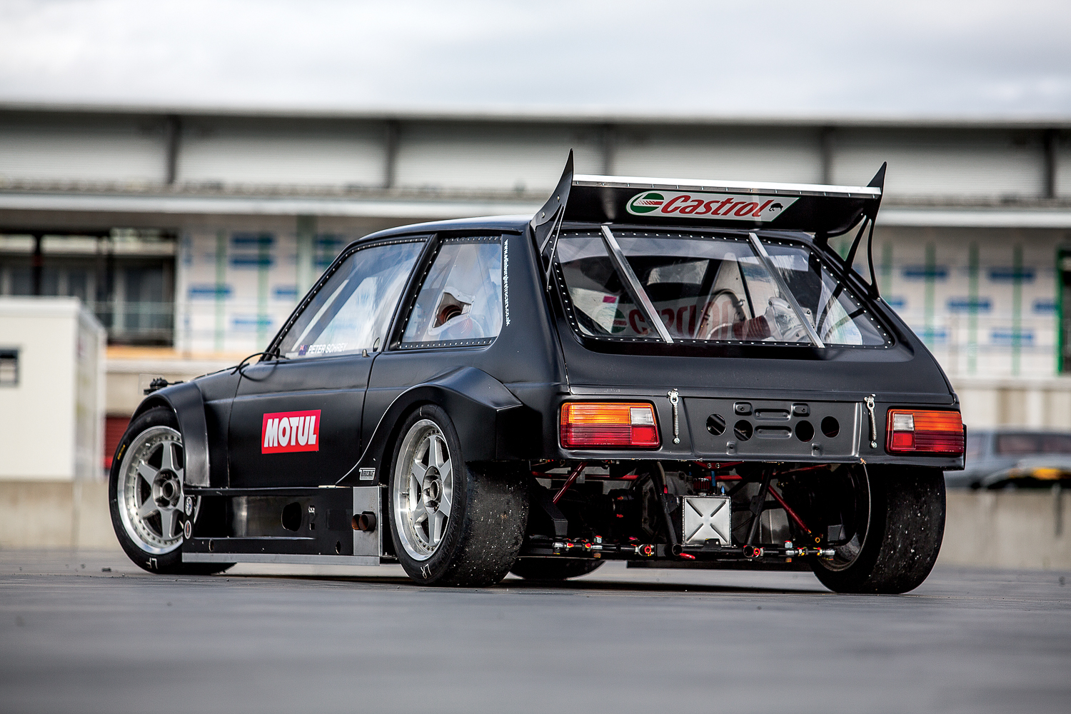 Circuit Slayer Starlet Built For Battle The Motorhood