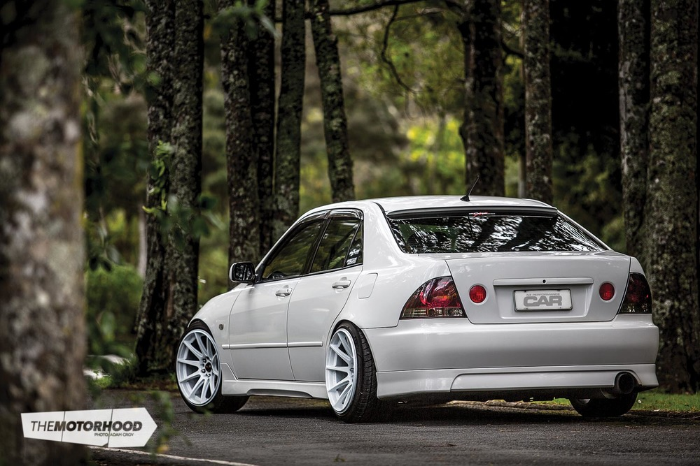 White Noise Remo Grand S Turbocharged Altezza The Motorhood