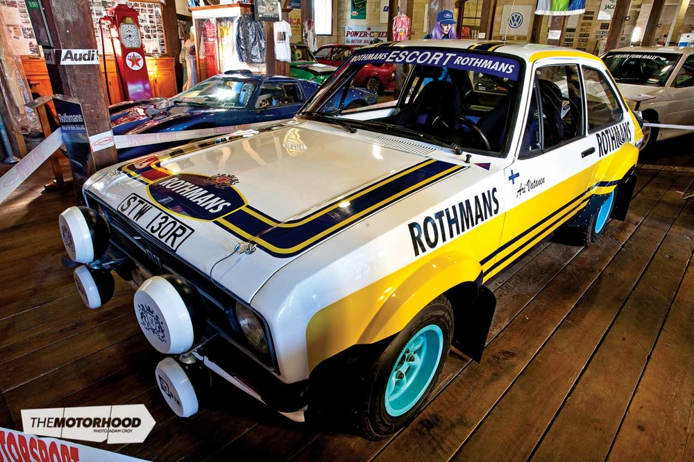 Classic collection: exploring the Oamaru Auto Collection — The ...