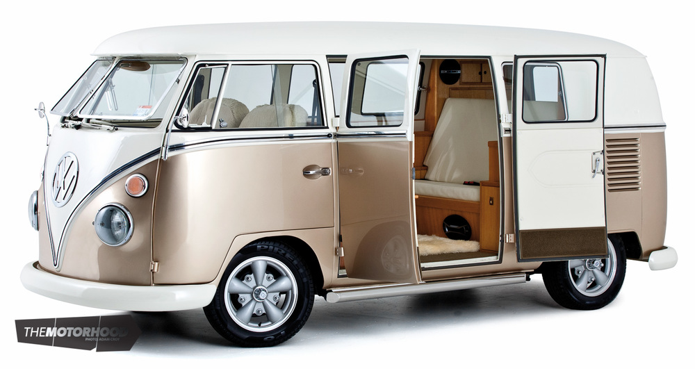 Kombined Experience 1965 And 1967 Vw Kombi The Motorhood