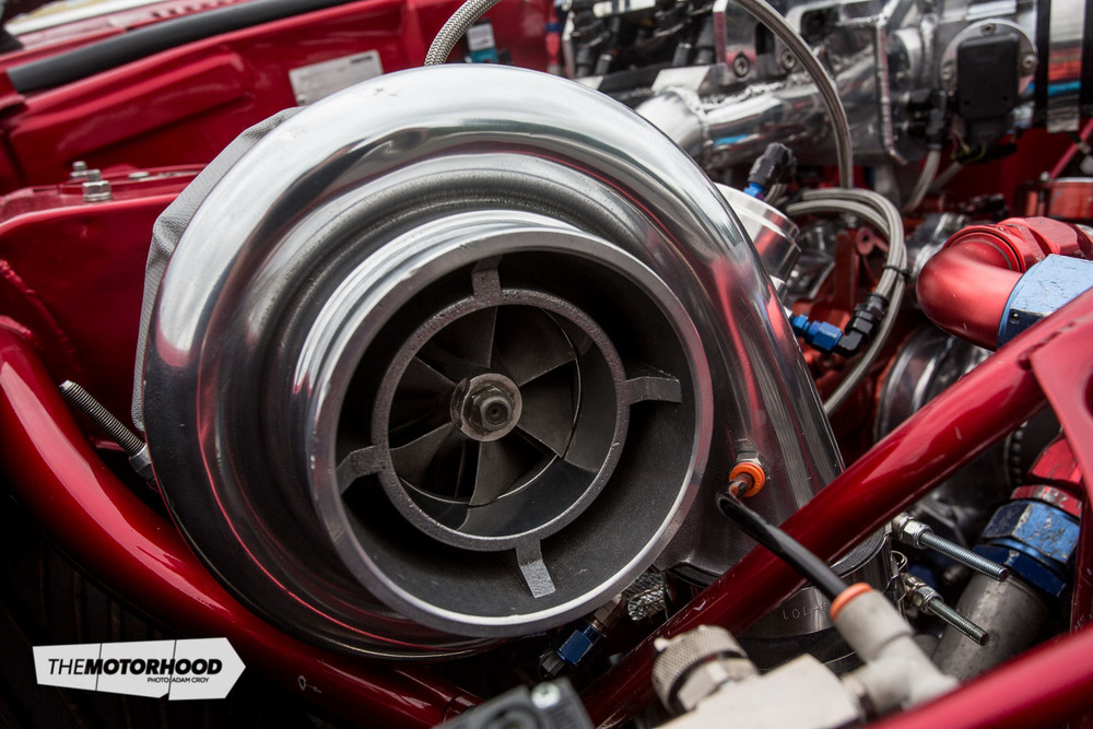 A Kiwi Classic A Tyre Frying 13b Turbo 323 The Motorhood