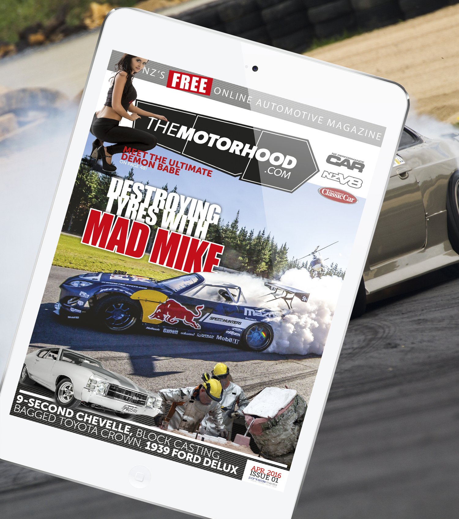 Want the best bits of your favourite car mags for free? Get them ...