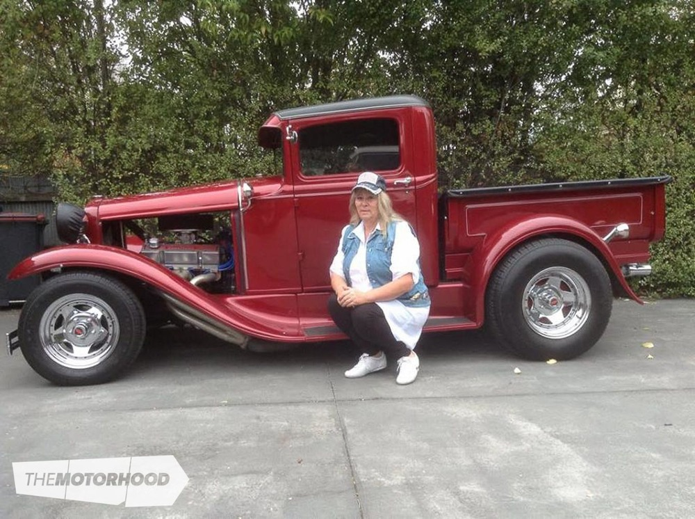 Equal righteousness: the women of the National Hot Rod Show — The ...