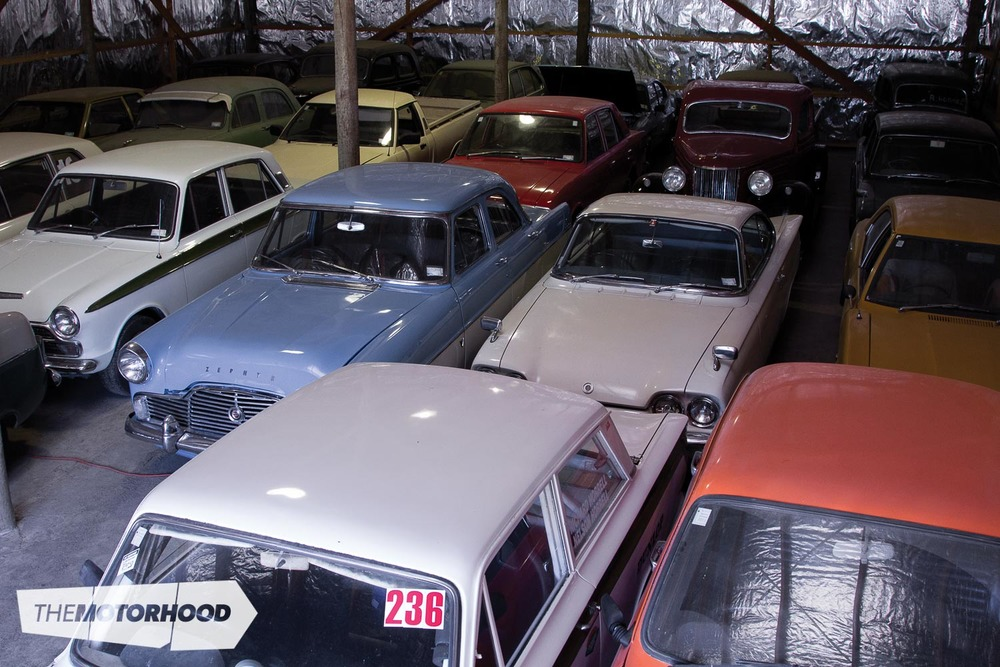 A flock of Fords: the remarkable classic British collection — The ...