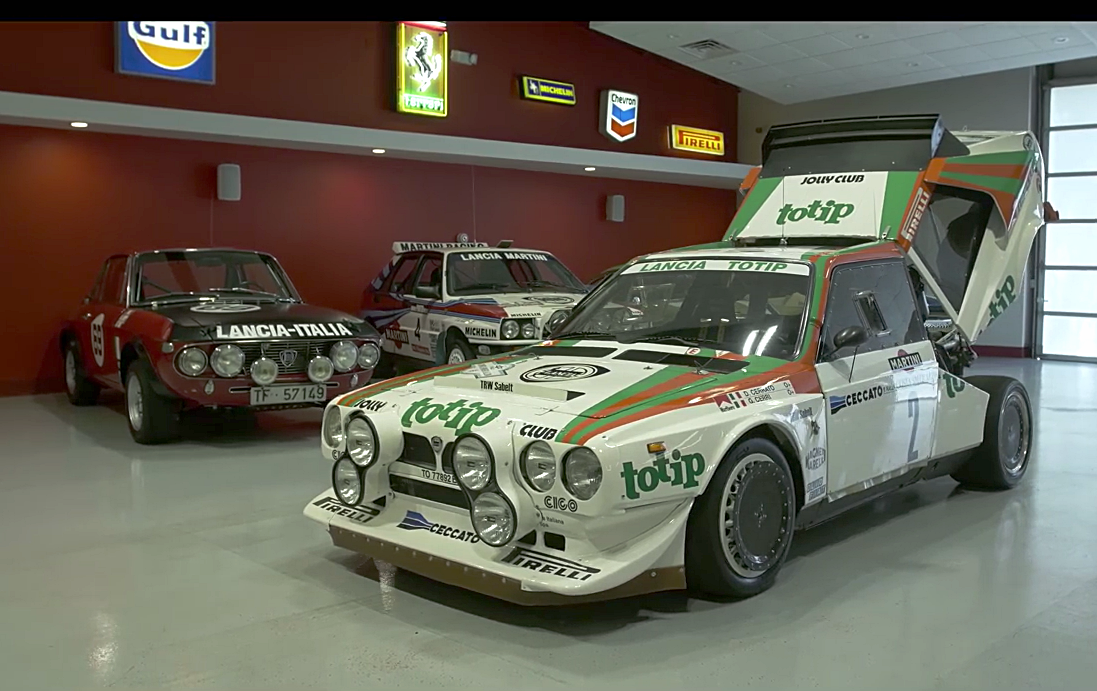 Petrolicious Pick: Lancia Delta S4 Group B — The Motorhood