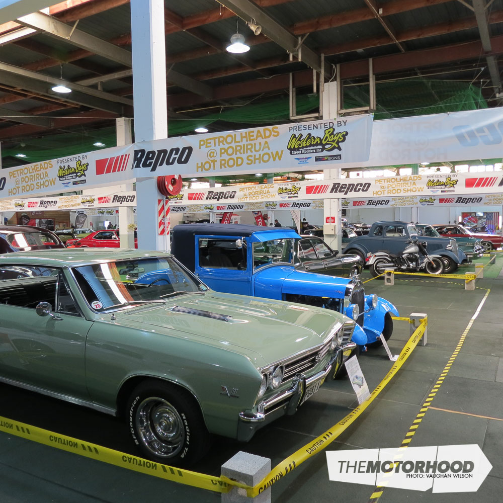 The Capitals Finest On Display At Petrolheads Porirua The Motorhood - How to make a car show display board