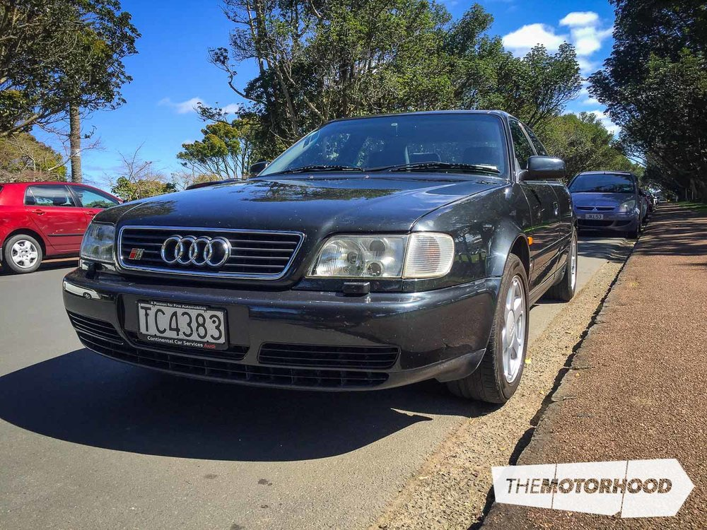 Weekly Motor Fix The 1995 Audi S6 With An Unknown Future The