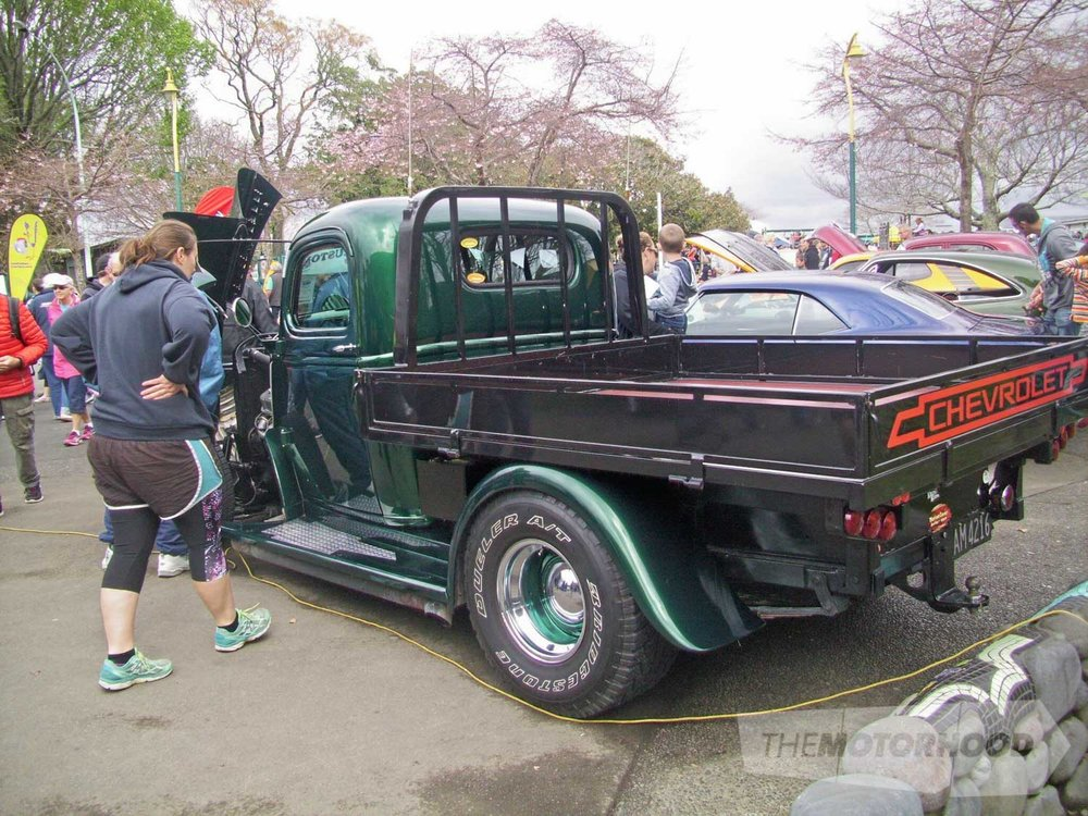 Colin Fitch from SM&C in TGA also owns this 1946 Chev  pickup truck.jpg