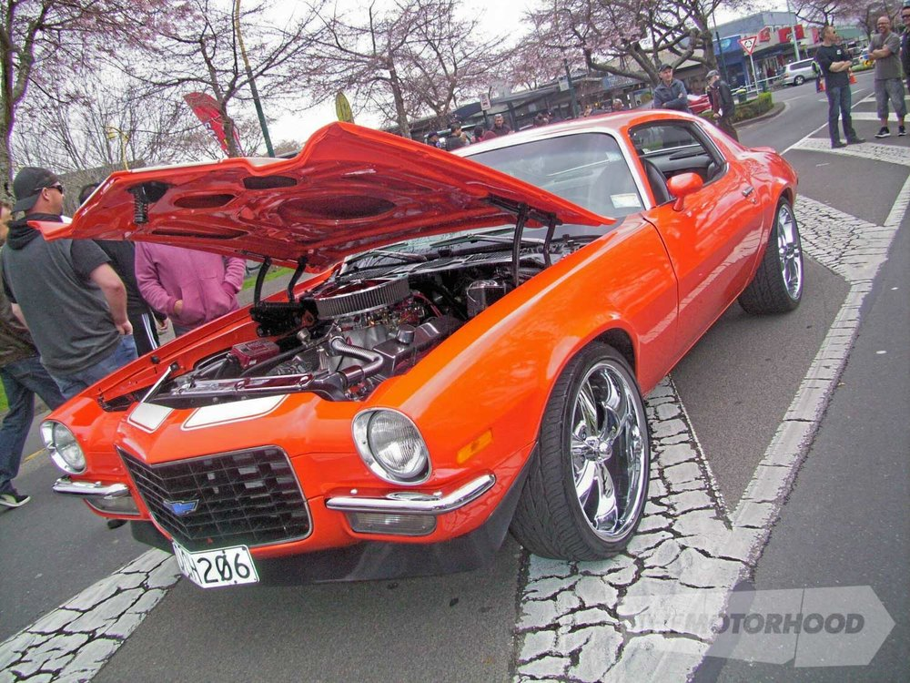 Dont know who owned this 1971 split bumper Camaro but it is a local Tauranga car.jpg