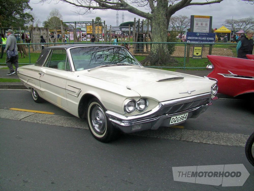 Rex Malder from Tauranga owned this 1965 Ford Thunderbird.jpg