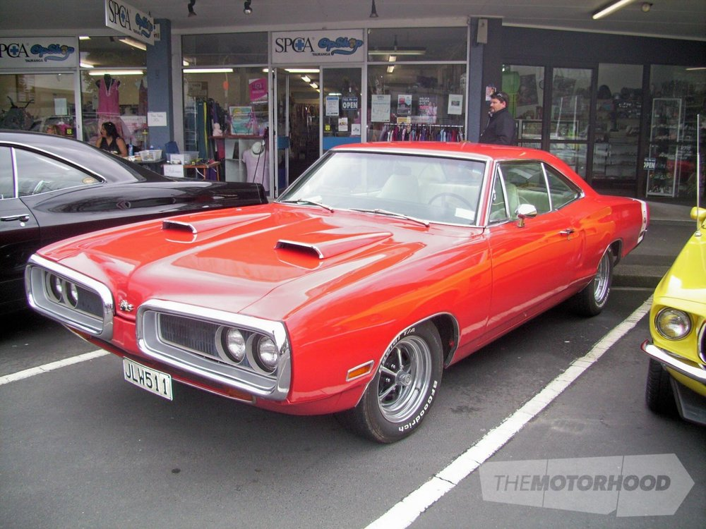 Richard Sisson owns this 1970 Dodge Super Bee.jpg