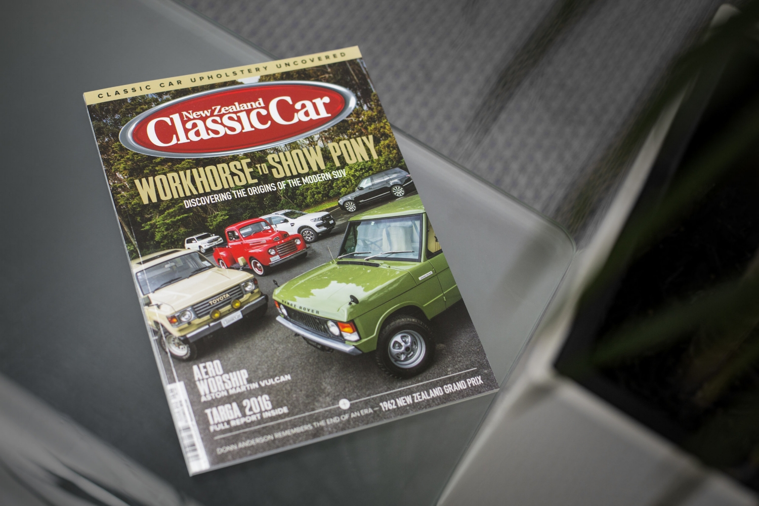 The December Issue Of New Zealand Classic Car Is Out Now