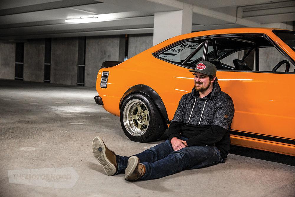 Vitamin Circuit: Alex MacAskill's SR20SR Coupe — The Motorhood