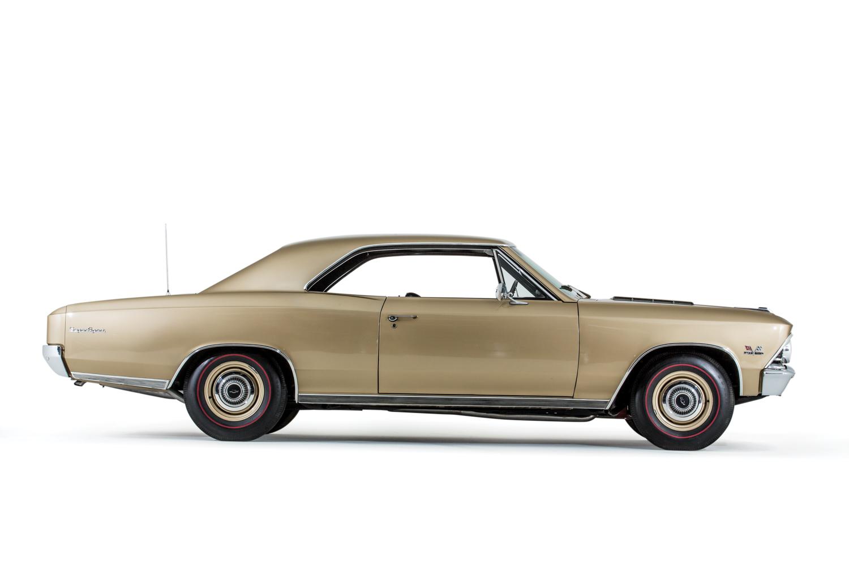 Sandalwood Fever 1966 Chevrolet Chevelle The Motorhood Ss 396 For Sale