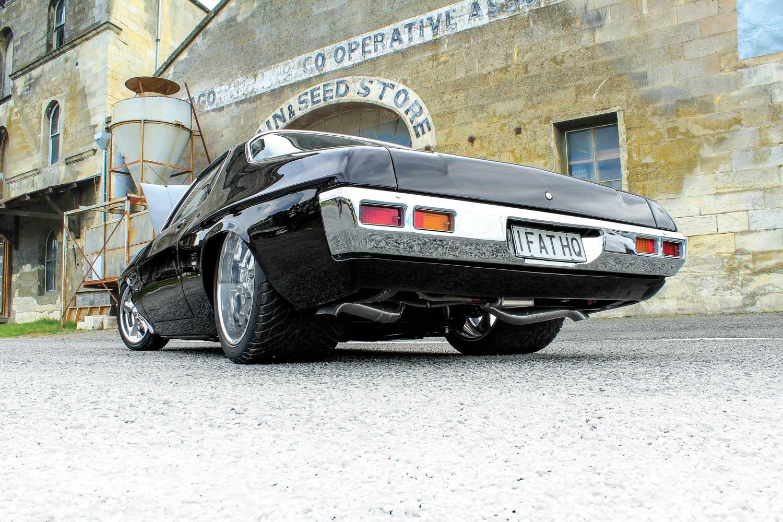 Game changer: 1972 Holden Monaro — The Motorhood