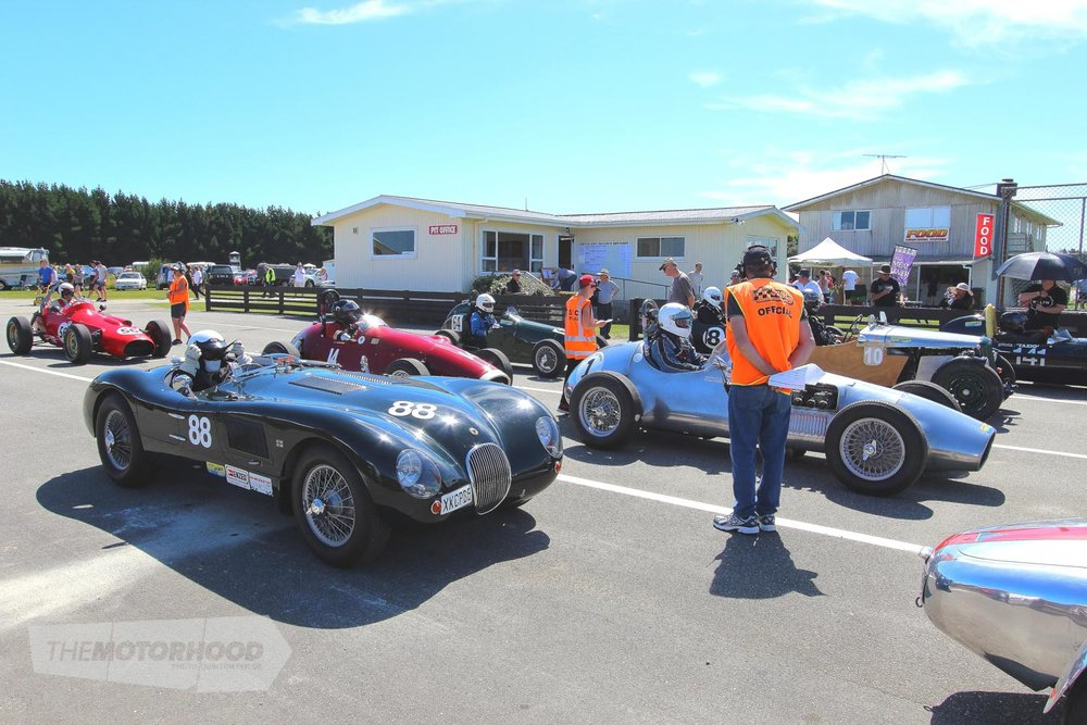 Take A Step Back In Time Evolution Motorsport Classic Speedfest