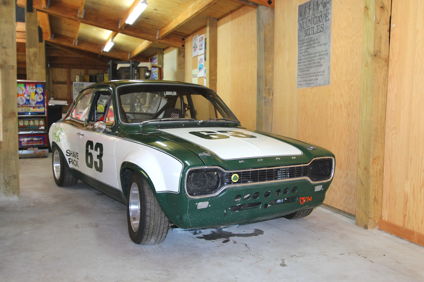 Rare twin-cam Escort in the deep south — The Motorhood on lotus se, lotus engine, lotus 25 coventry climax, lotus roadster,