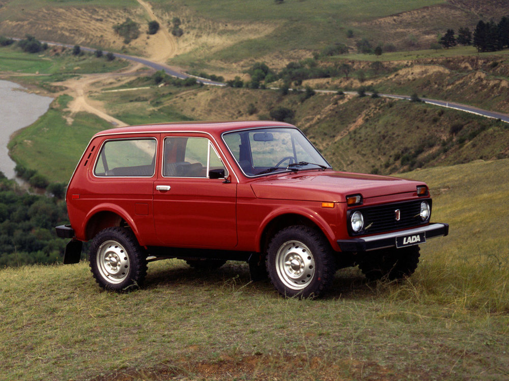 happy 40th lada niva the motorhood. Black Bedroom Furniture Sets. Home Design Ideas