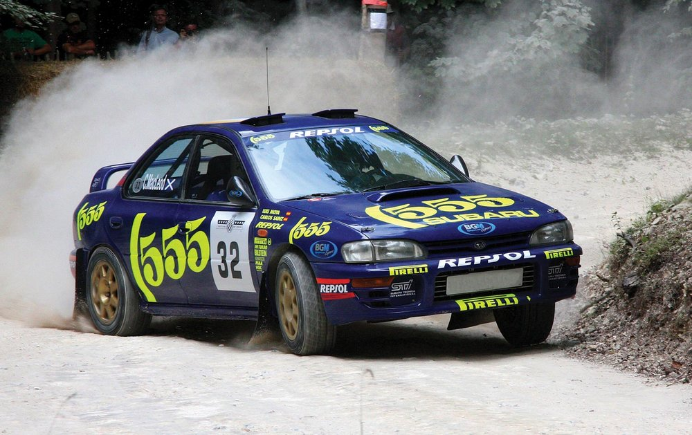 History lesson: the humble Subaru WRX — The Motorhood