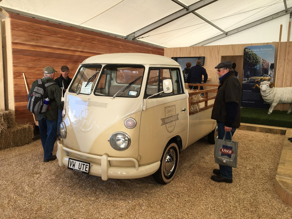 Kombi pickup in stunning condition
