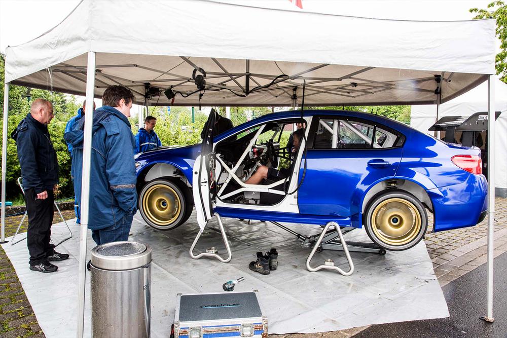 Engineering the world\'s fastest WRX — The Motorhood