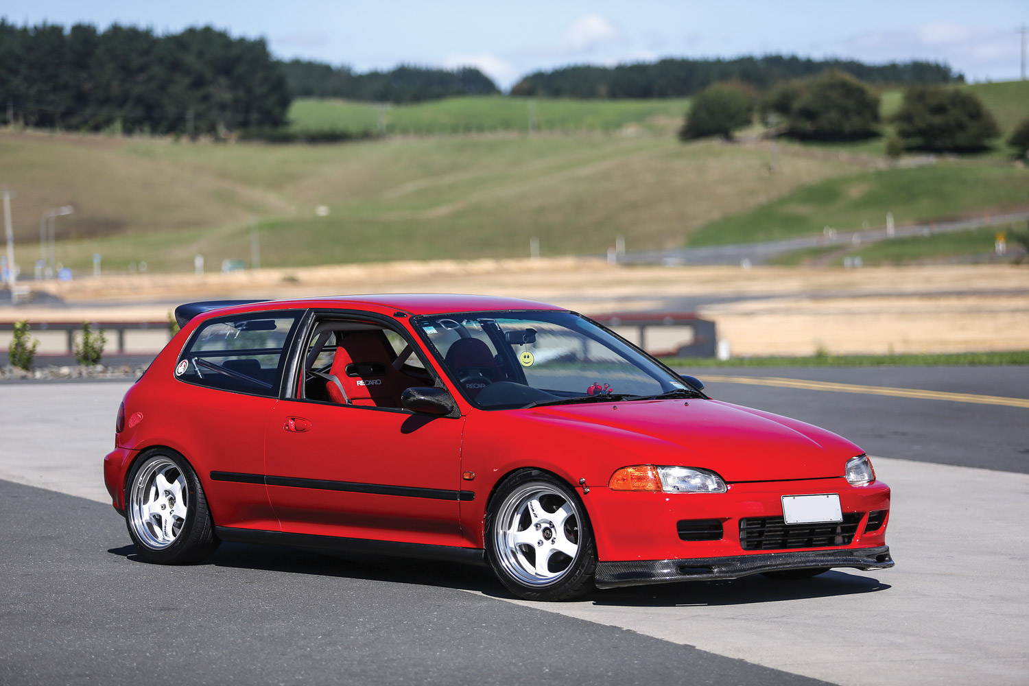 Weekend Warrior: B18C-powered EG Civic with a touch of boost