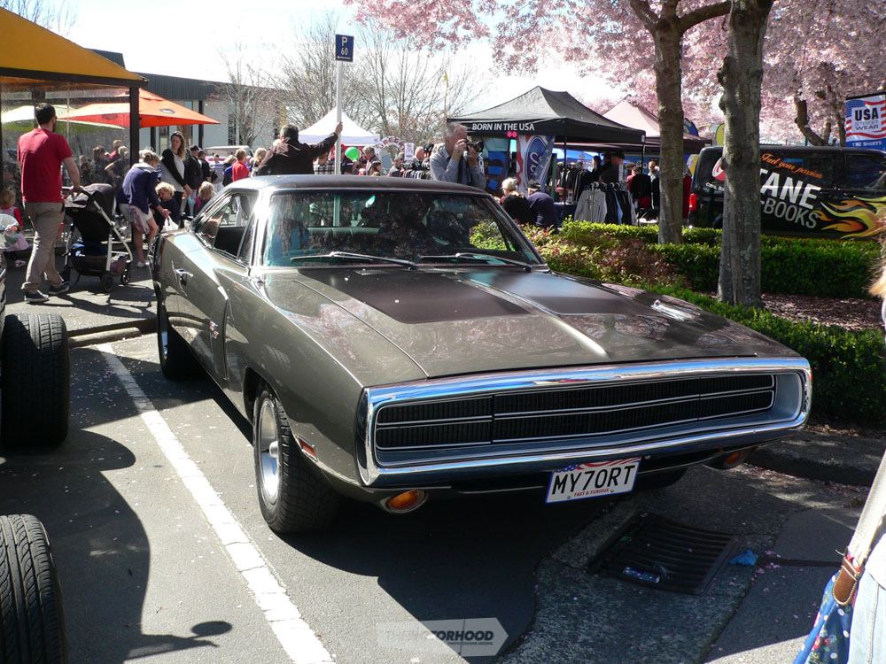 Darren Borrie a member of Street Machines & Customs in Tauranga  owns this 1970 Dodge charger RT 440 6 p.jpg