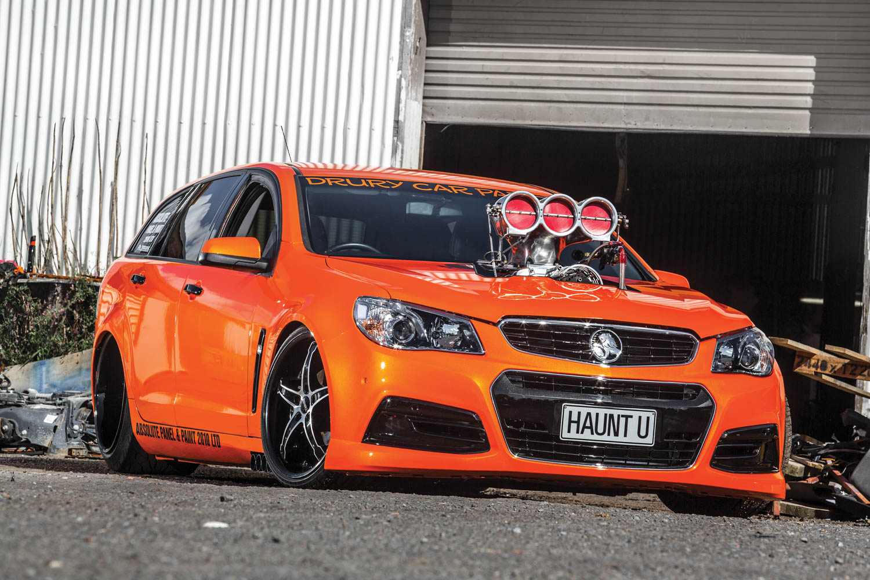 VL Commodore Performance Suspension Hot Rides Cars