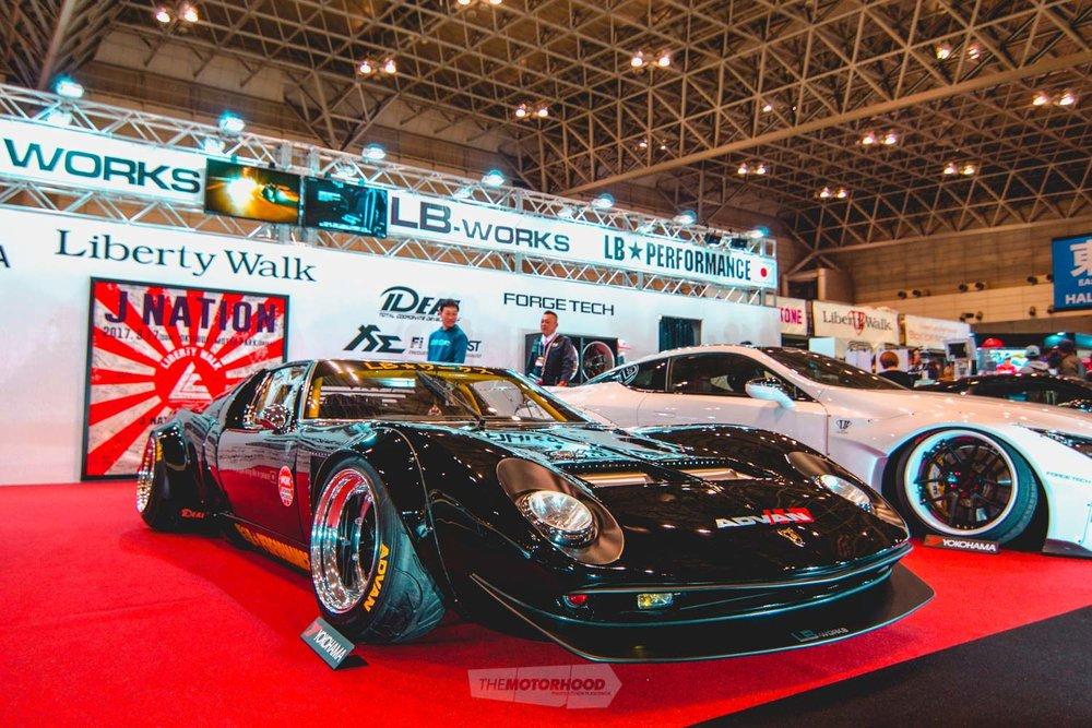 Modified Mecca Tokyo Auto Salon 2018 The Motorhood