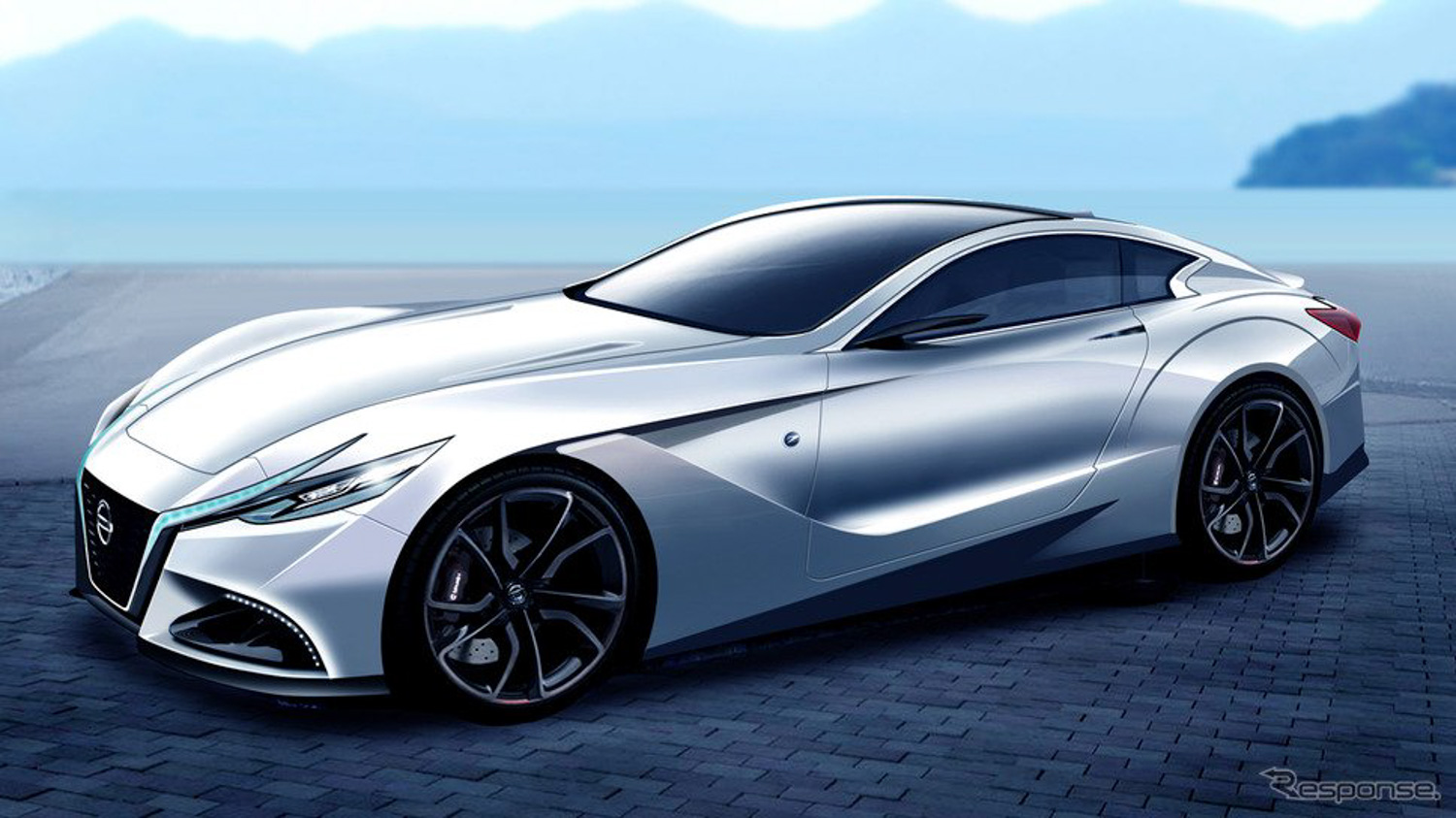 Nissan to co-develop new Z-car with Mercedes — The Motorhood