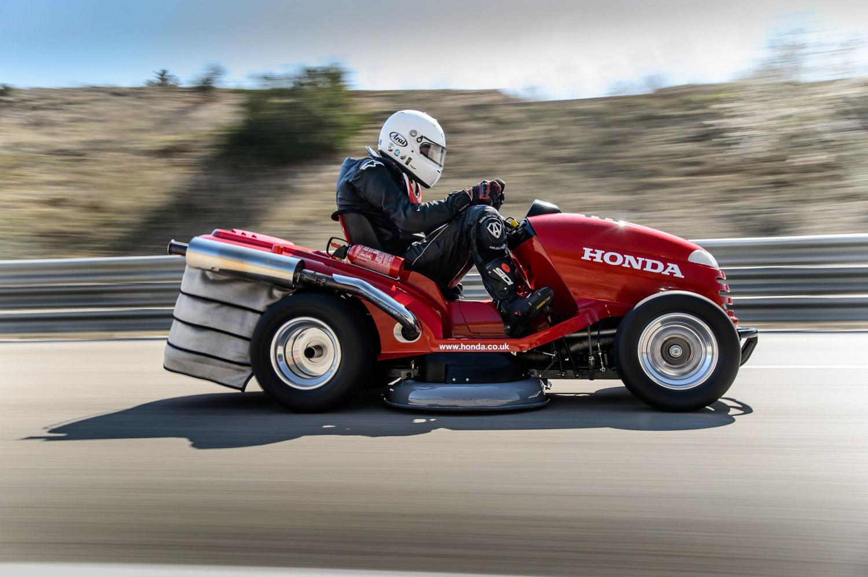 Honda Trumps Your Lawnmower Jokes Again The Motorhood