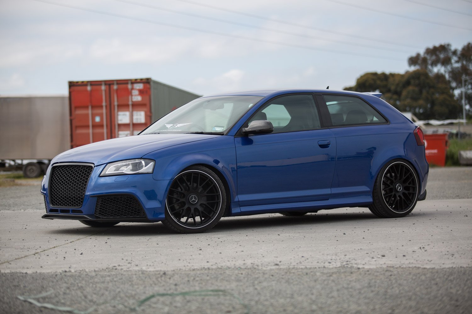 Daily Driven Rs3 Mixed Audi A3 The Motorhood