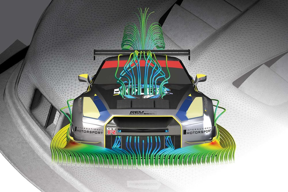 new directions in race car aerodynamics designing for speed