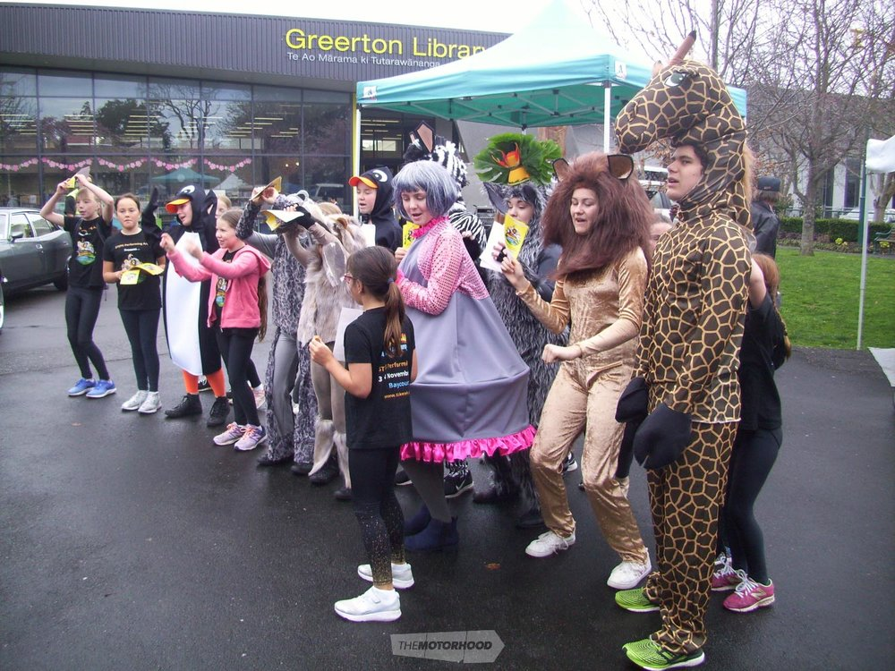 These girls from Greerton will be performing 'Madagascar' at Baycourt in Tauranga on the 3rd & 4th of No.jpg