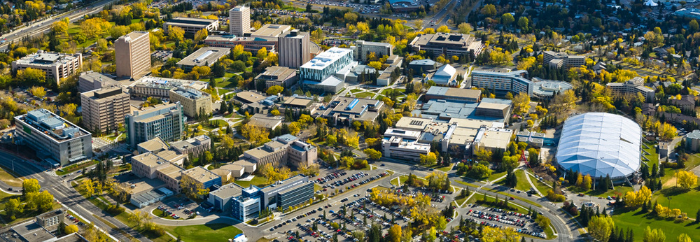 Capital Expansion + Landscape Architecture University of Calgary
