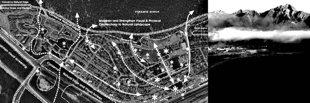Jasper Townsite Landscape Plan   Parks Canada