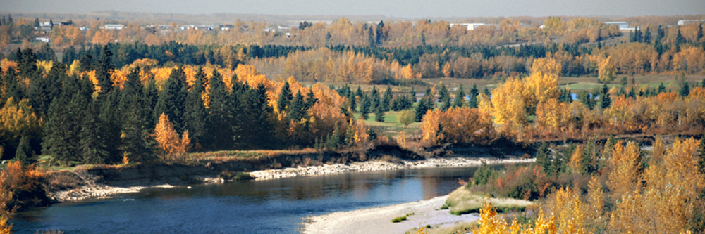 River Valley + Tributaries Park Concept Space Concept Plan The City of Red Deer