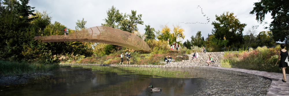 St. Patrick's Island Conceptual Design Development   Calgary Municipal Land Corporation (CMLC)