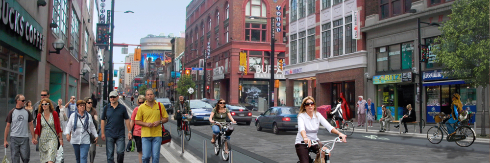 Complete Streets by Design Toronto Centre for Active Transportation