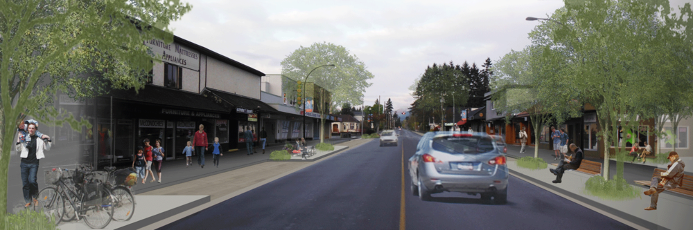 Courtenay Transportation Plan City of Courtenay