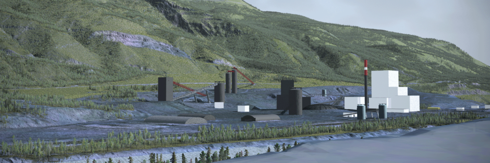 Grande Cache Mine Visual Impacts Study Grande Cache Coal
