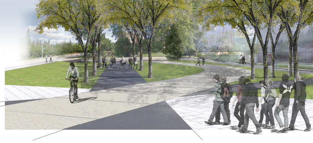 North Campus Open Space Master Plan   University of Alberta