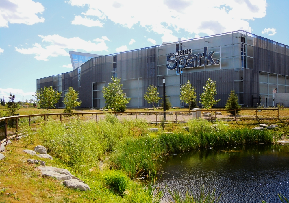 Telus Spark: The New Science Centre + Creative Kids Museum The Calgary Science Centre + Creative Kids Museum Society