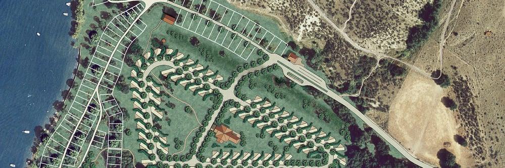 Nk'Mip Campground + Desert Site Plan    Osoyoos Indian Band