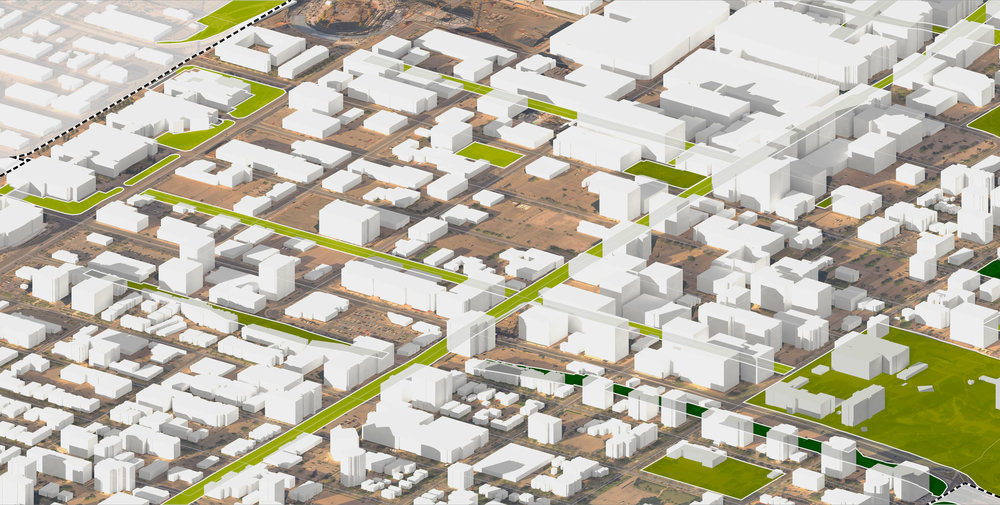 GIS + GeoDesign -