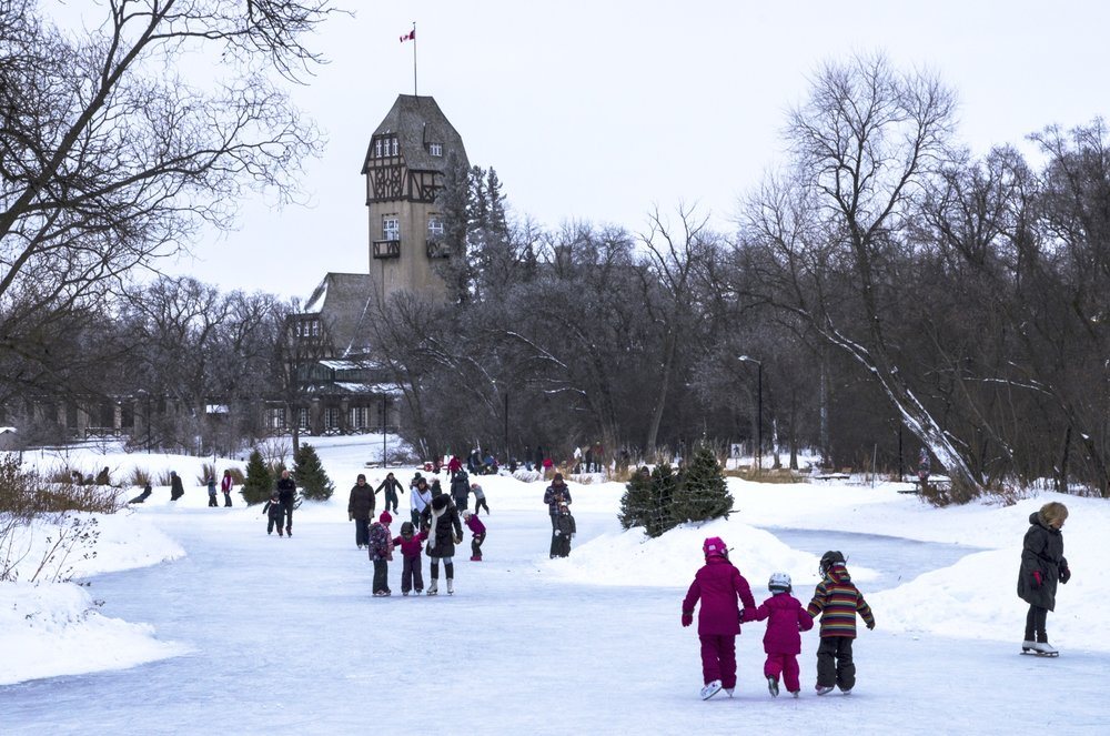 Winnipeg Parks and Recreation Master Plan   City of Winnipeg