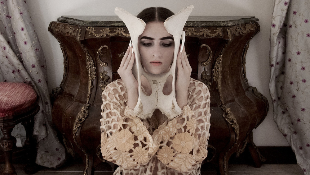 ELK COW PELVIS   VIA     ORACLE  , SELF-PORTRAIT, PH. LAUREN THURMAN-KING, 2014