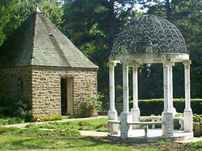 Tyler Formal Gardens at Bucks County Community College