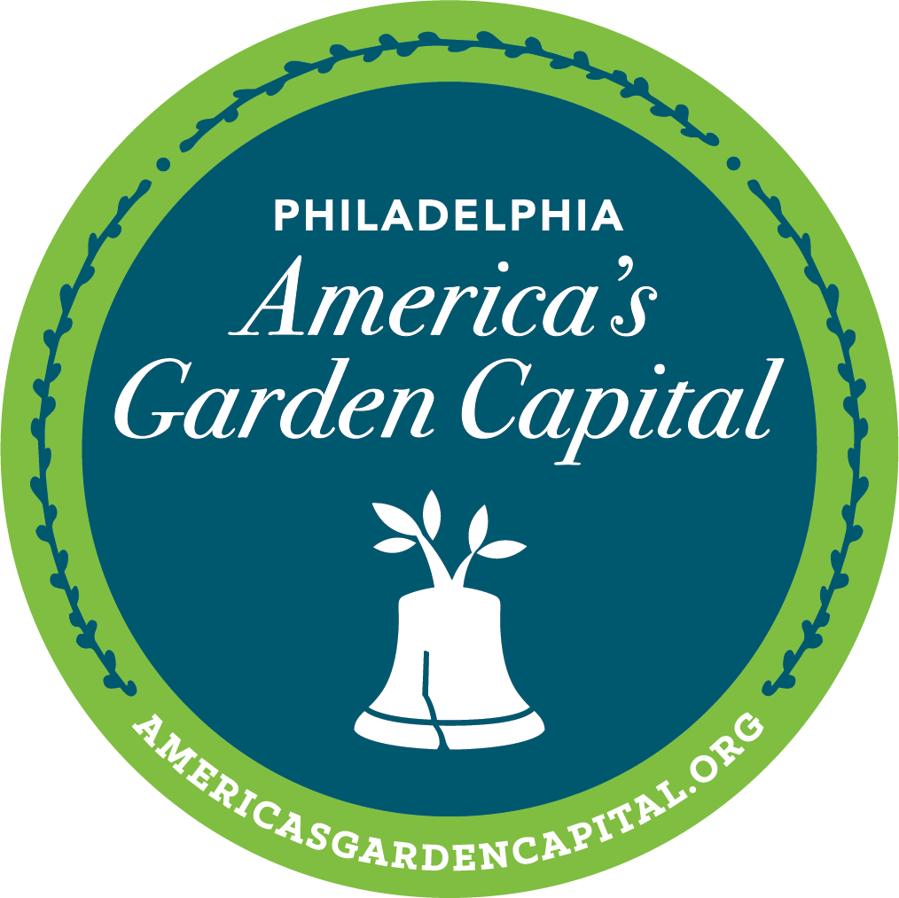 Philadelphia is America's Garden Capital