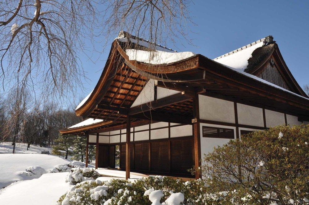 Copy of Shofuso Japanese House & Garden